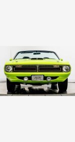 1970 Plymouth CUDA for sale 101360836