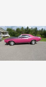 1970 Plymouth CUDA for sale 101363167