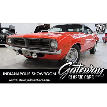 1970 Plymouth CUDA for sale 101363602