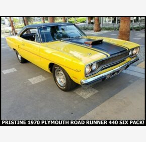 1970 Plymouth Roadrunner for sale 101145249