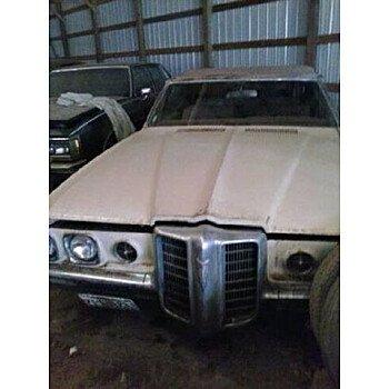 1970 Pontiac Bonneville Convertible for sale 101534966