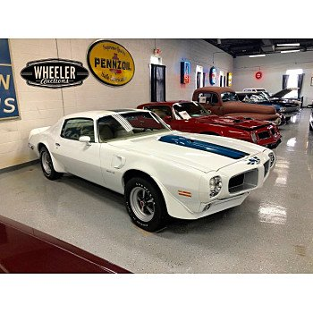 1970 Pontiac Firebird for sale 101062357