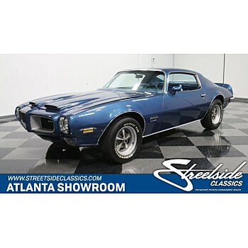 1970 Pontiac Firebird for sale 101158373