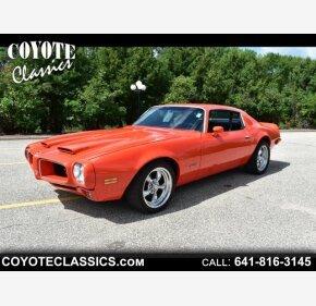 1970 Pontiac Firebird for sale 101206285