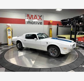 1970 Pontiac Firebird Trans Am for sale 101216190