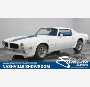 1970 Pontiac Firebird Trans Am for sale 101299203