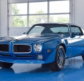 1970 Pontiac Firebird for sale 101341911
