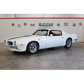1970 Pontiac Firebird Trans Am for sale 101404029
