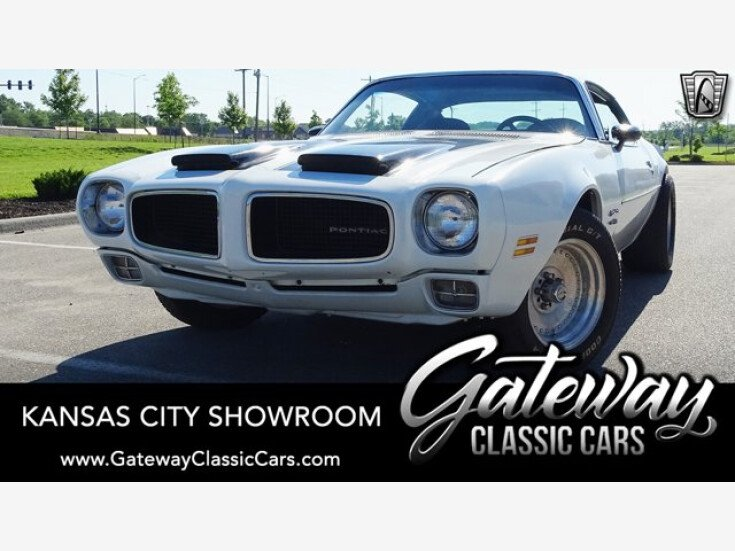 1970 Pontiac Firebird for sale 101535949