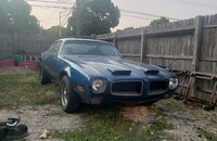 1970 Pontiac Firebird Formula for sale 101374889