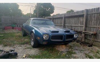 1970 Pontiac Firebird Formula for sale 101374889