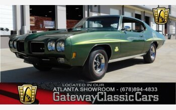 1970 Pontiac GTO for sale 100963780