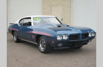 1970 Pontiac GTO for sale 101031407