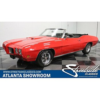 1970 Pontiac GTO for sale 101101396