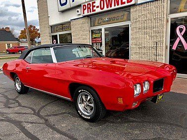 1970 Pontiac GTO for sale 101035345