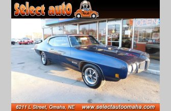 1970 Pontiac GTO for sale 101419224
