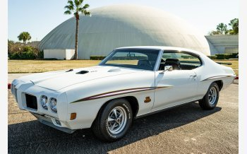 1970 Pontiac GTO for sale 101506934
