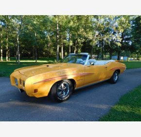 1970 Pontiac GTO for sale 100786688