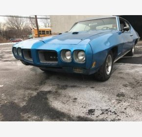1970 Pontiac GTO for sale 100968753