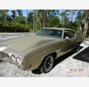 1970 Pontiac GTO for sale 101003632