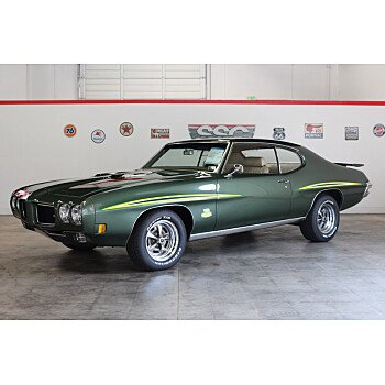 1970 Pontiac GTO for sale 101024601