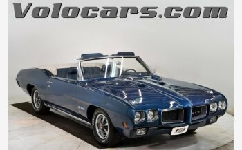 1970 Pontiac GTO for sale 101060683