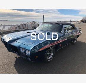1970 Pontiac GTO for sale 101065022