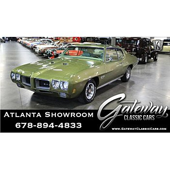 1970 Pontiac GTO for sale 101104563
