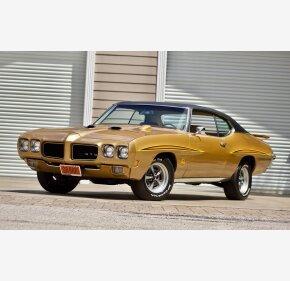 1970 Pontiac GTO for sale 101122584
