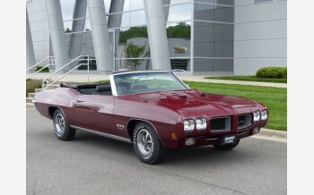 1970 Pontiac GTO for sale 101145421