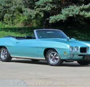 1970 Pontiac GTO for sale 101195316