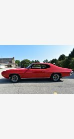1970 Pontiac GTO for sale 101210106