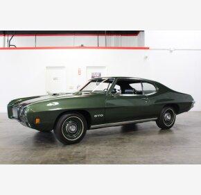 1970 Pontiac GTO for sale 101255927