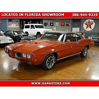 1970 Pontiac GTO for sale 101257484