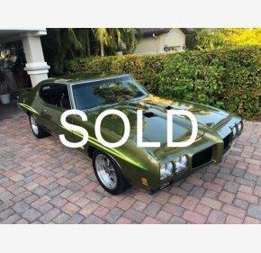 1970 Pontiac GTO for sale 101304494