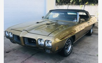 1970 Pontiac GTO for sale 101318131