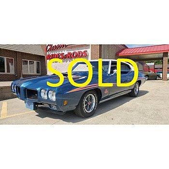 1970 Pontiac GTO for sale 101334831
