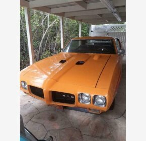 1970 Pontiac GTO for sale 101342511