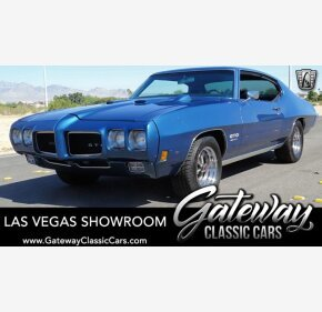 1970 Pontiac GTO for sale 101343214