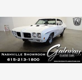1970 Pontiac GTO for sale 101355851