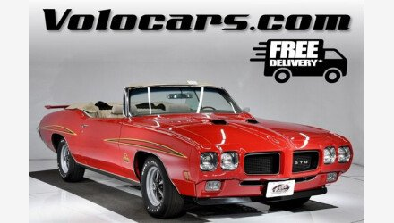 1970 Pontiac GTO for sale 101381251