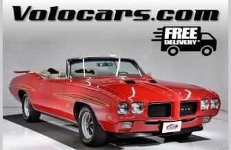 1970 Pontiac GTO for sale 101381251