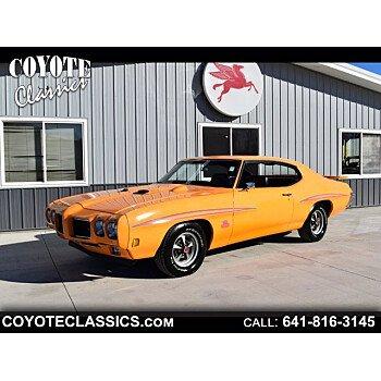 1970 Pontiac GTO for sale 101401270