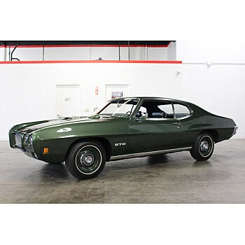 1970 Pontiac GTO for sale 101404007
