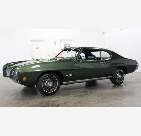 1970 Pontiac GTO for sale 101404007