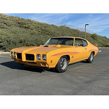 1970 Pontiac GTO for sale 101404016