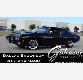 1970 Pontiac GTO for sale 101406191