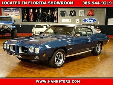 1970 Pontiac GTO for sale 101412078
