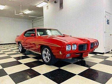 1970 Pontiac GTO for sale 101415436
