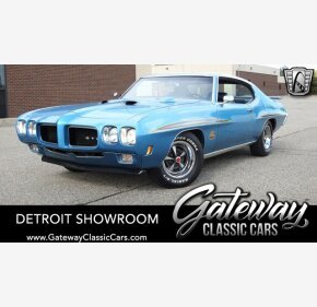1970 Pontiac GTO for sale 101430388